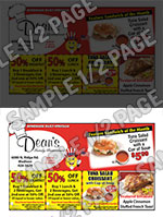 Sample Half Page Ad