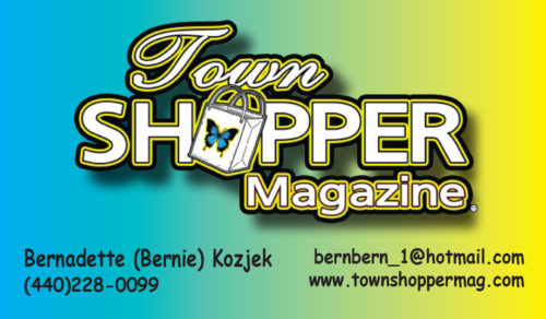 Town Shopper Business Card